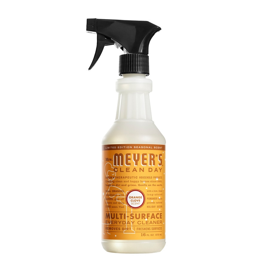 Mrs. Meyer's Clean Day 32-fl oz Orange Clove All-Purpose Cleaner