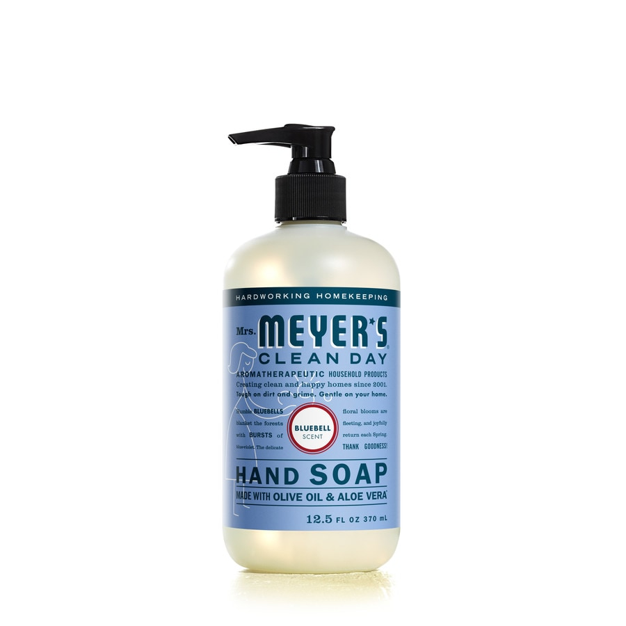 MRS MEYERS CLEAN DAY 12.5-fl oz Bluebell Hand Soap
