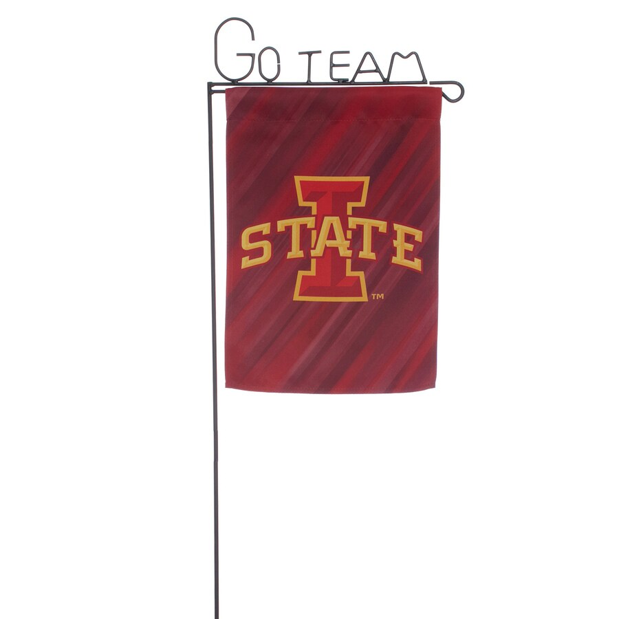 Evergreen Collegiate Iowa State University Banner