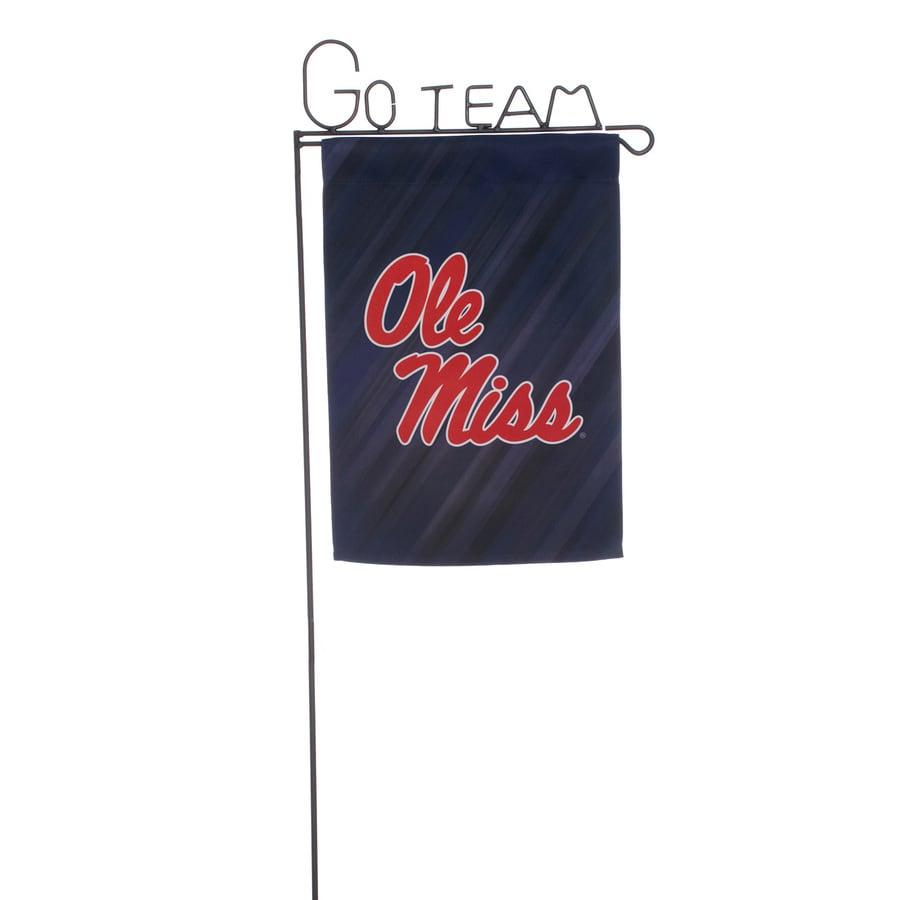 Evergreen Collegiate University of Mississippi Banner