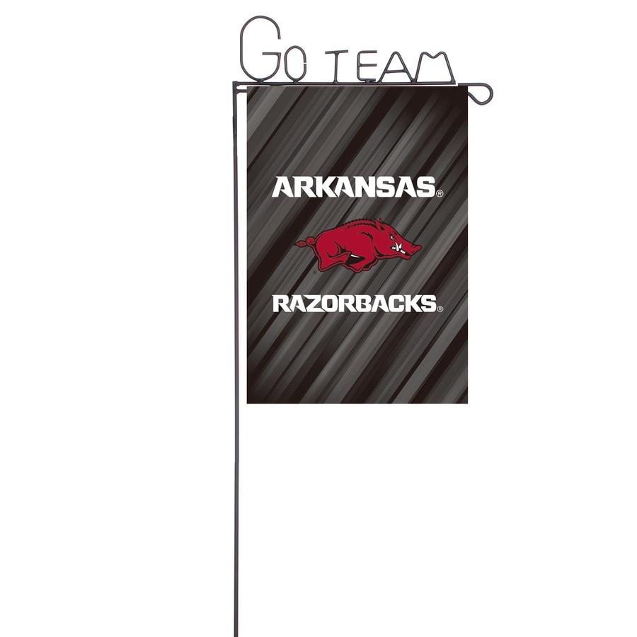 Evergreen Collegiate Arkansas Flag