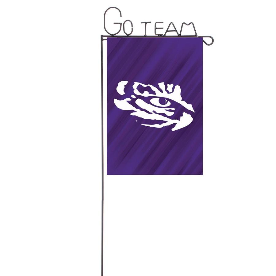 Evergreen Collegiate Louisiana Flag