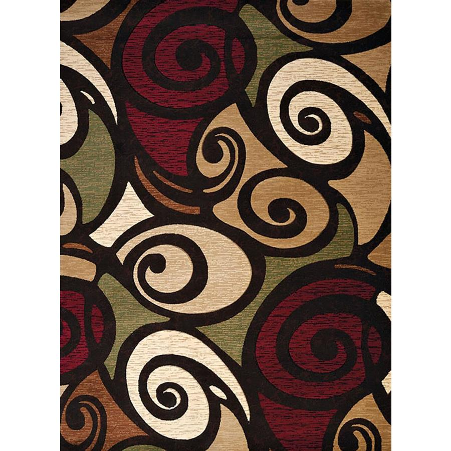 United Weavers Of America Contours Indoor Area Rug Common 2 X 3