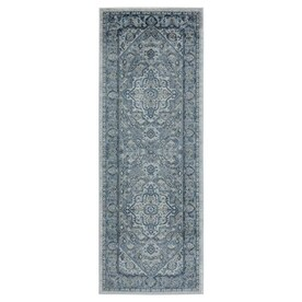 United Weavers Of America Veronica Casino Blue 12 Ft 6 In X 15 Ft Oversize Area Rug In The Rugs Department At Lowes Com