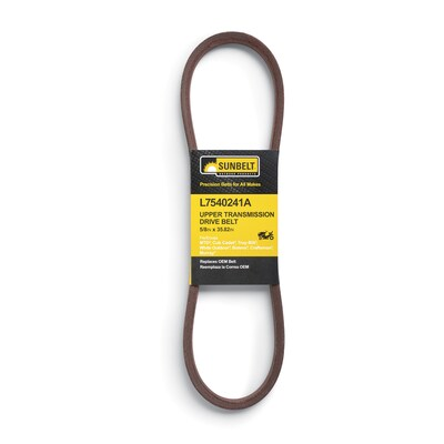D/&D PowerDrive B1SB5110 Sunbelt Outdoor Products Replacement Belt