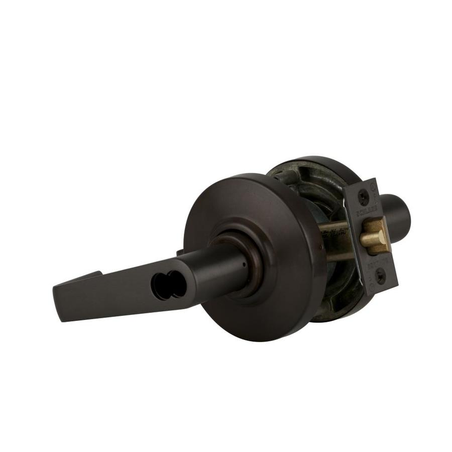 Schlage Al Series Cylindrical Lock Oil Rubbed Bronze