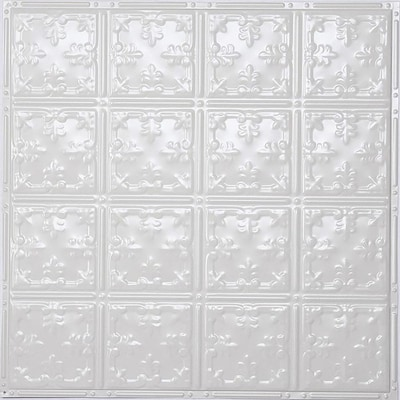 American Tin Ceilings (Common: 24-in x 24-in; Actual: 24