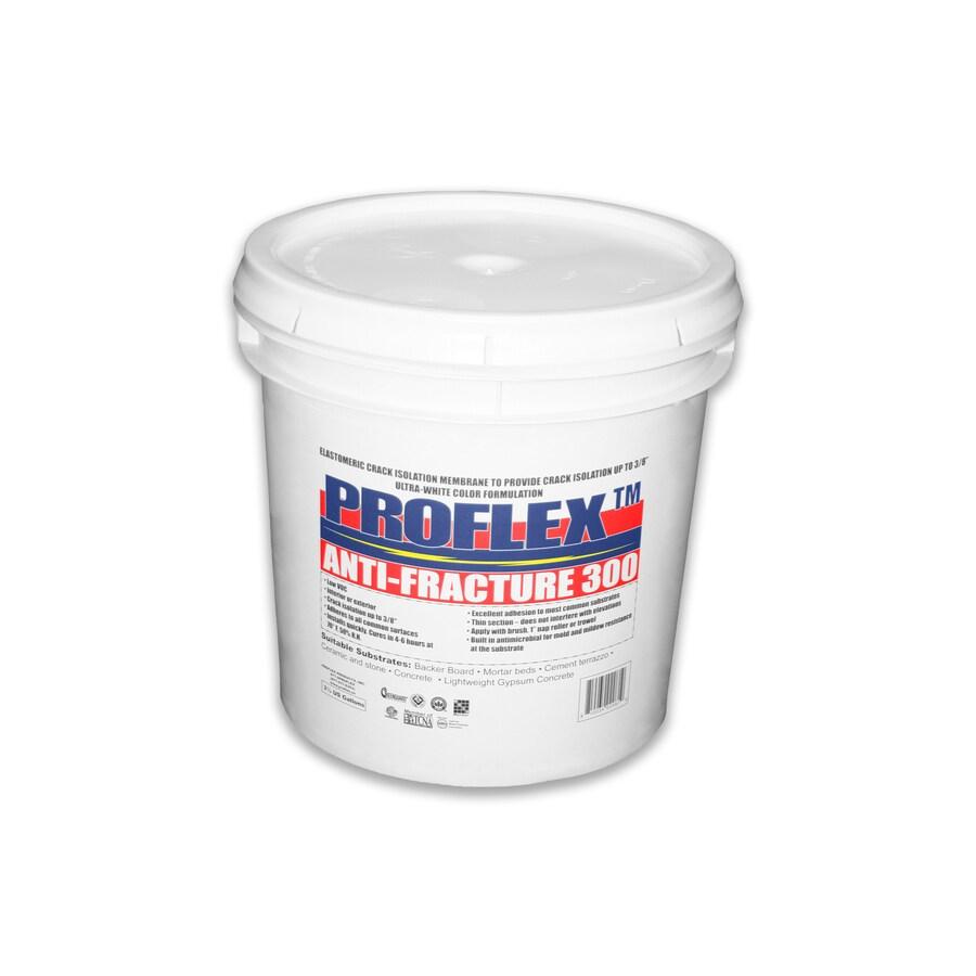 PROFLEX Crack Suppression White Indoor/Outdoor Underlayment