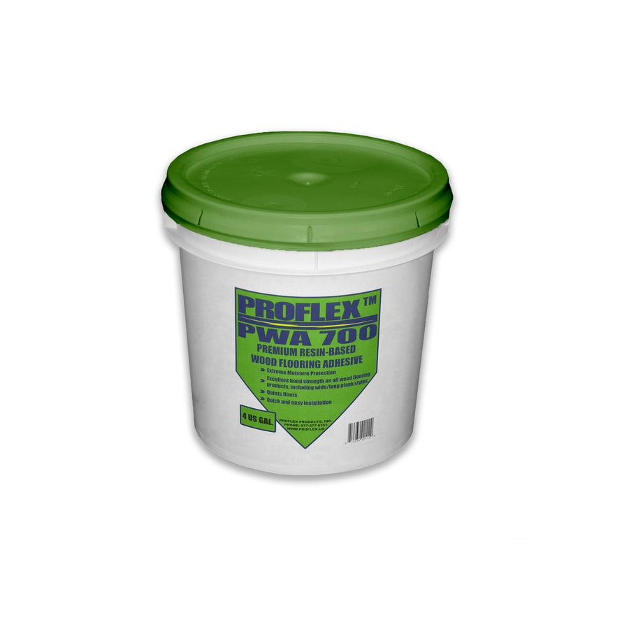 PROFLEX Off-White Flooring Adhesive (4-Gallon)