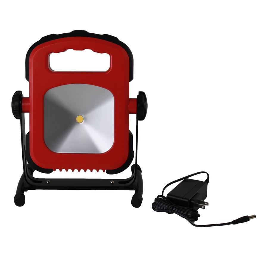 Shop Utilitech Pro 1 Light 17 Watt Led Portable Work Light At