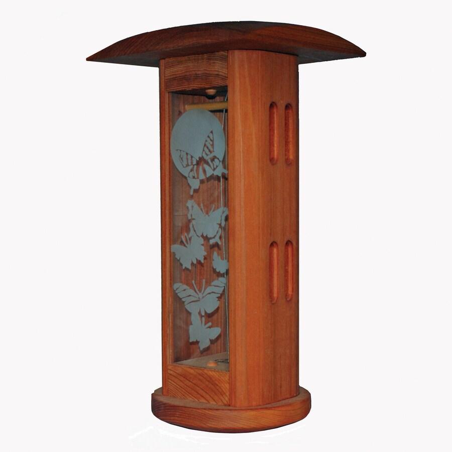 Schrodt Designs Schrodt Wooden Hanging Butterfly House
