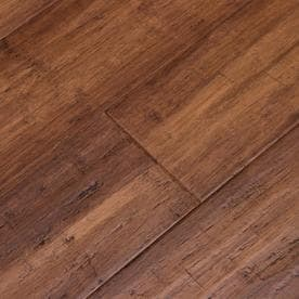 Cali Bamboo Fossilized 5 125 In Bourbon Barrel Solid Hardwood Flooring 25 6 Sq