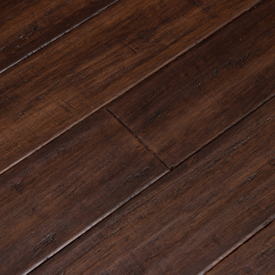 Cali Bamboo Fossilized 3 75 In Bordeaux Solid Hardwood Flooring 22 69 Sq Ft
