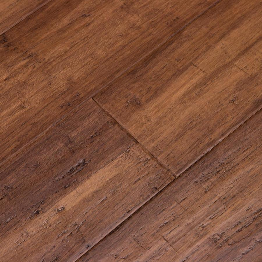 Cali Bamboo Fossilized Bamboo Hardwood Flooring Sample