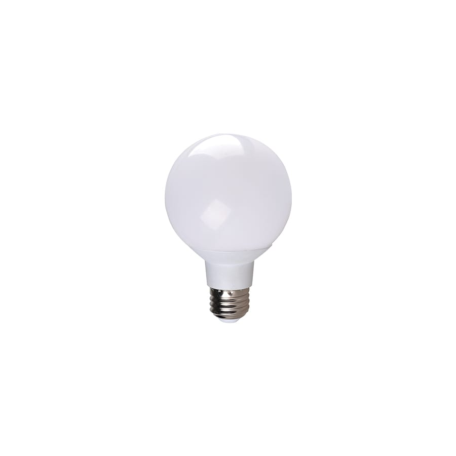 Simply Conserve 24-Pack 40 W Equivalent Dimmable Soft White G25 LED Light Fixture Light Bulbs