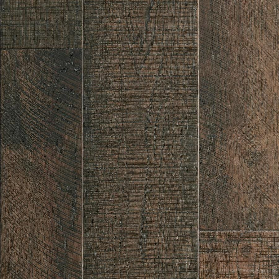 Villa Barcelona Engineered 5-in Variable Width Columbus Hickory Engineered Hardwood Flooring (24.93-sq ft)