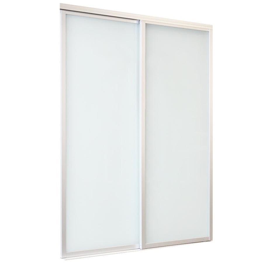 Reliabilt 9800 Series Boston White Aluminum Sliding Closet