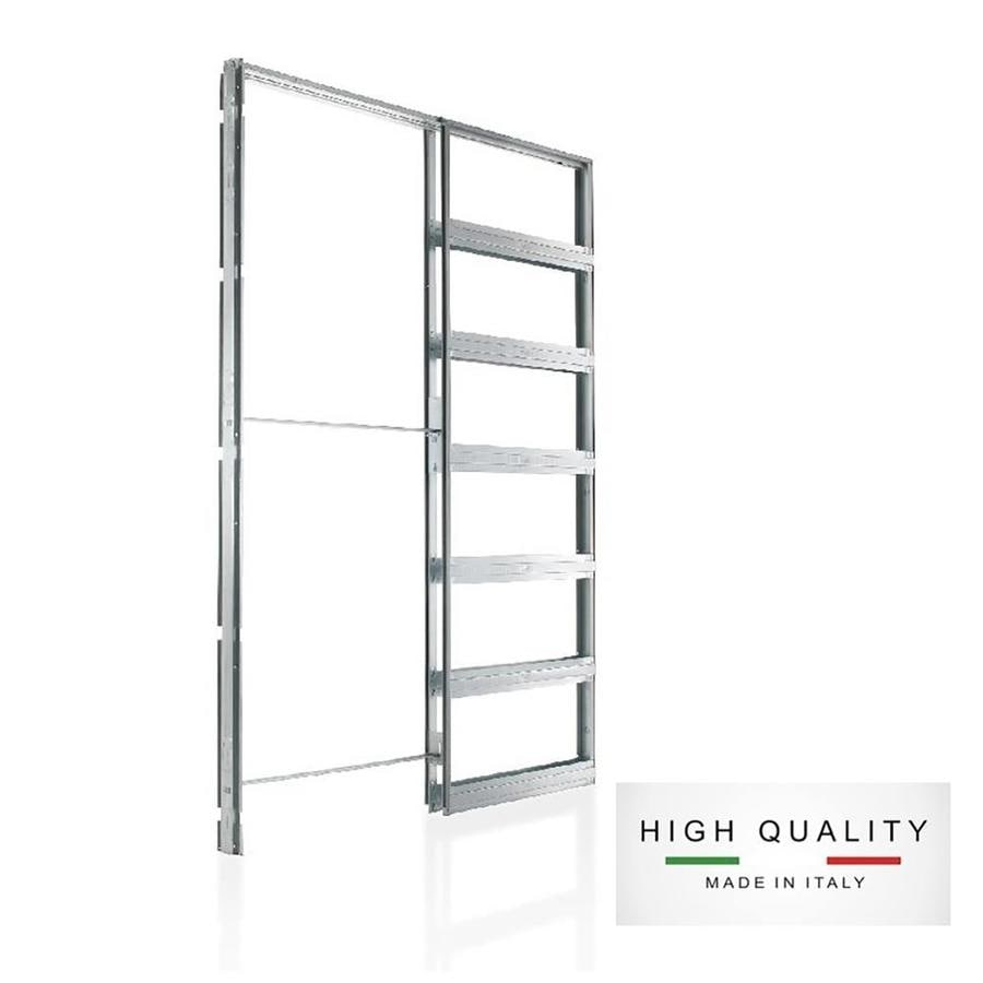 Eclisse Pocket Door Frame For Common Size 63 0 In X 4 5