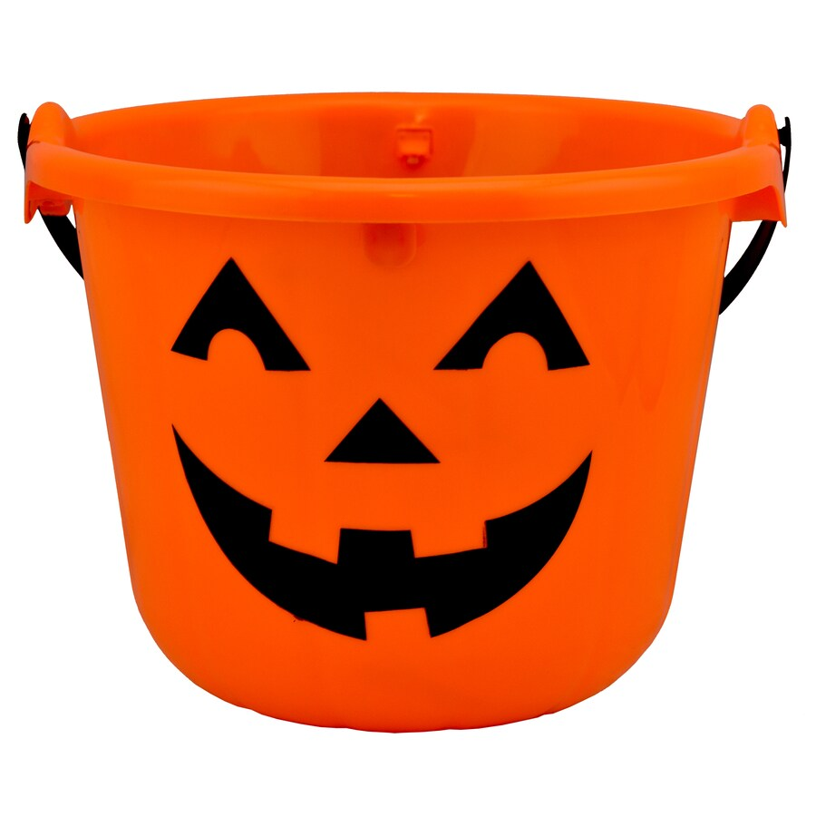 Magic Seasons Pre-Lit Jack-o-lantern Novelty Light with Multi-function White Led Lights