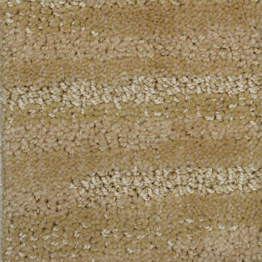 Lexmark Carpet Mills Essentials Fashion Forward Sugar Cookie Textured Carpet