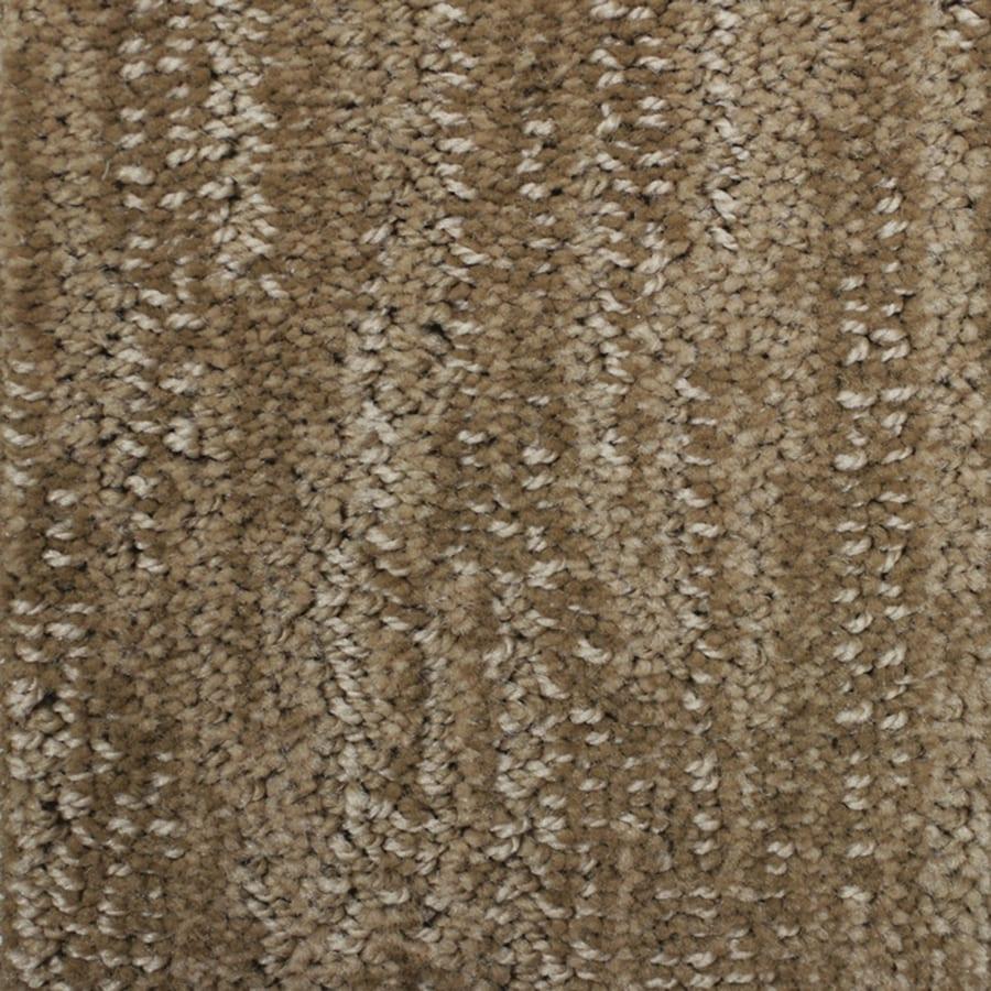 Lexmark Carpet Mills Essentials Imagination 12-ft W x Cut-to-Length Warm Cider Pattern Interior Carpet