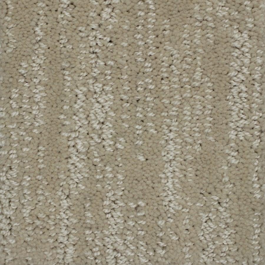 Lexmark Carpet Mills Essentials Imagination 12-ft W x Cut-to-Length Oats Pattern Interior Carpet