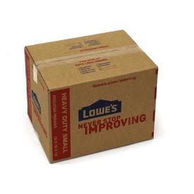 Moving Boxes At Lowes Com