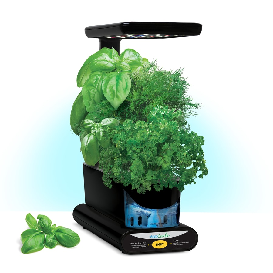 Aerogarden Sprout Led Hydroponic System 10 In Maximum Plant Growth Height