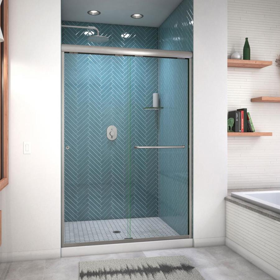 Arizona Shower Door Euro 44-in to 48-in Frameless Shower Door