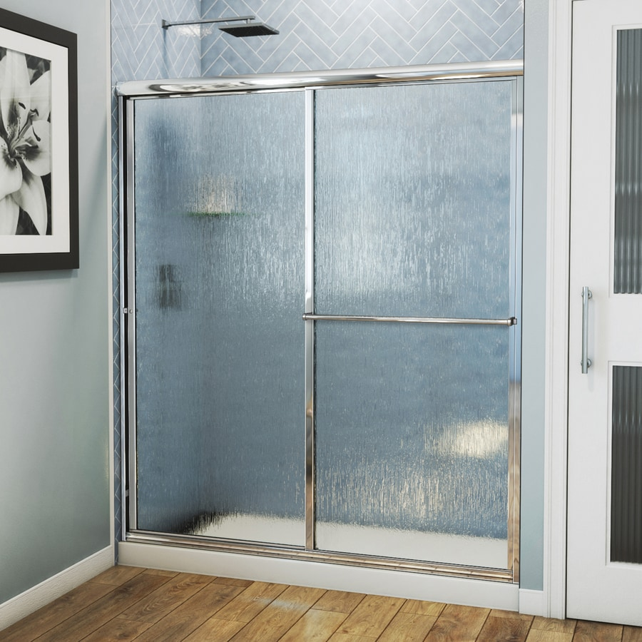 Shop Arizona Shower Door Standard 56 In To 60 In W Framed