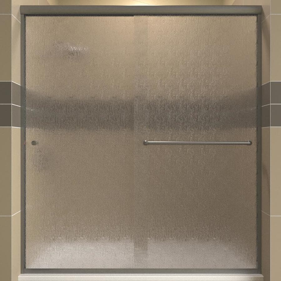 arizona shower door lite 62 in to 66 in w semi 87740