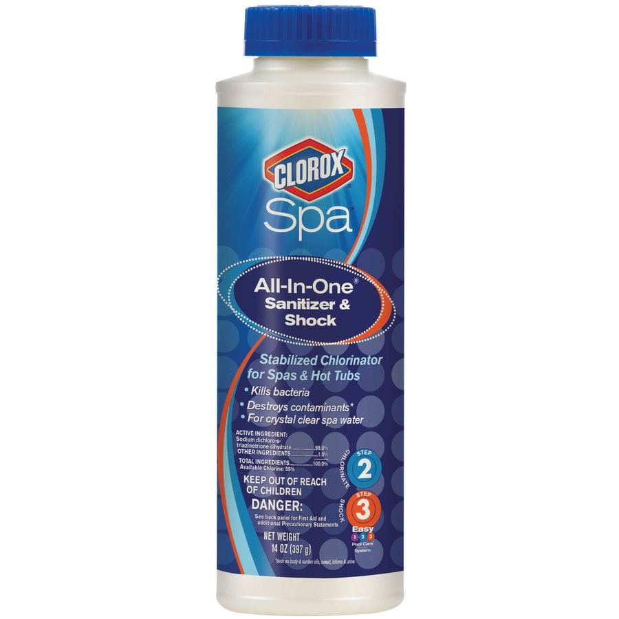 Shop Clorox Spa 14-oz Spa Shocker at Lowes.com