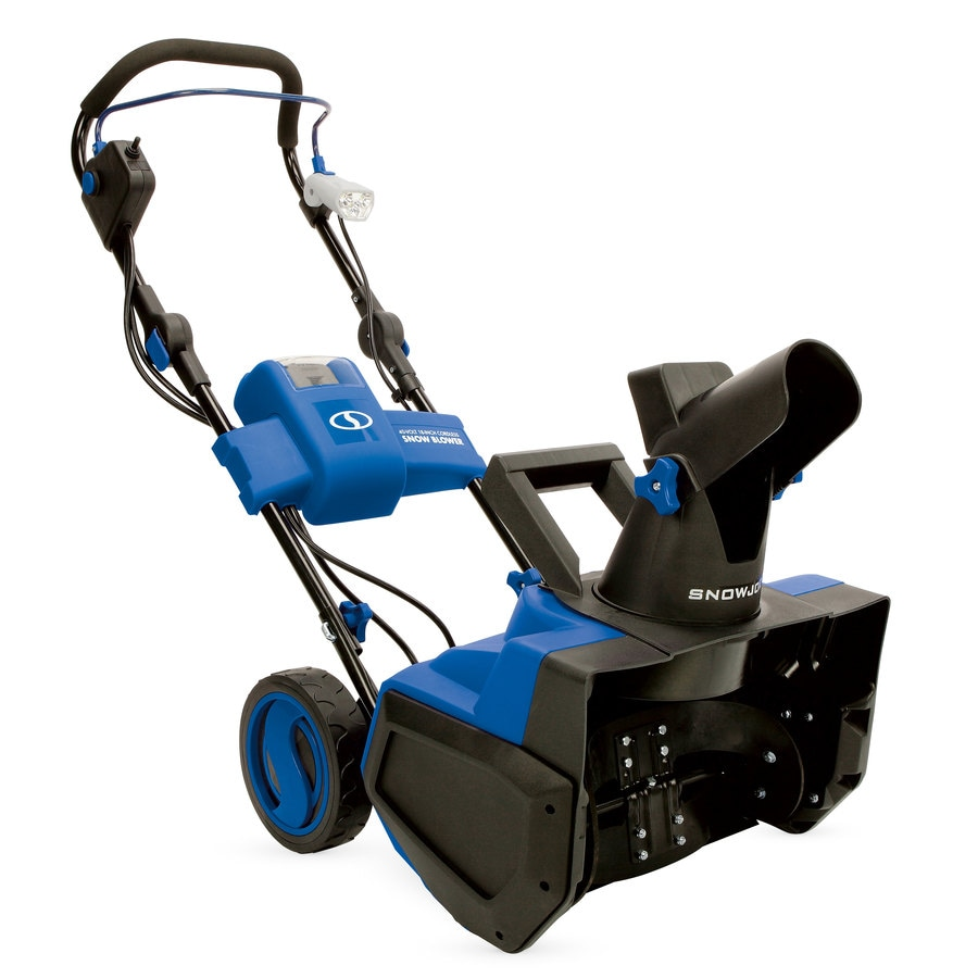Snow Joe 40-Volt 18-in Cordless Electric Snow Blower