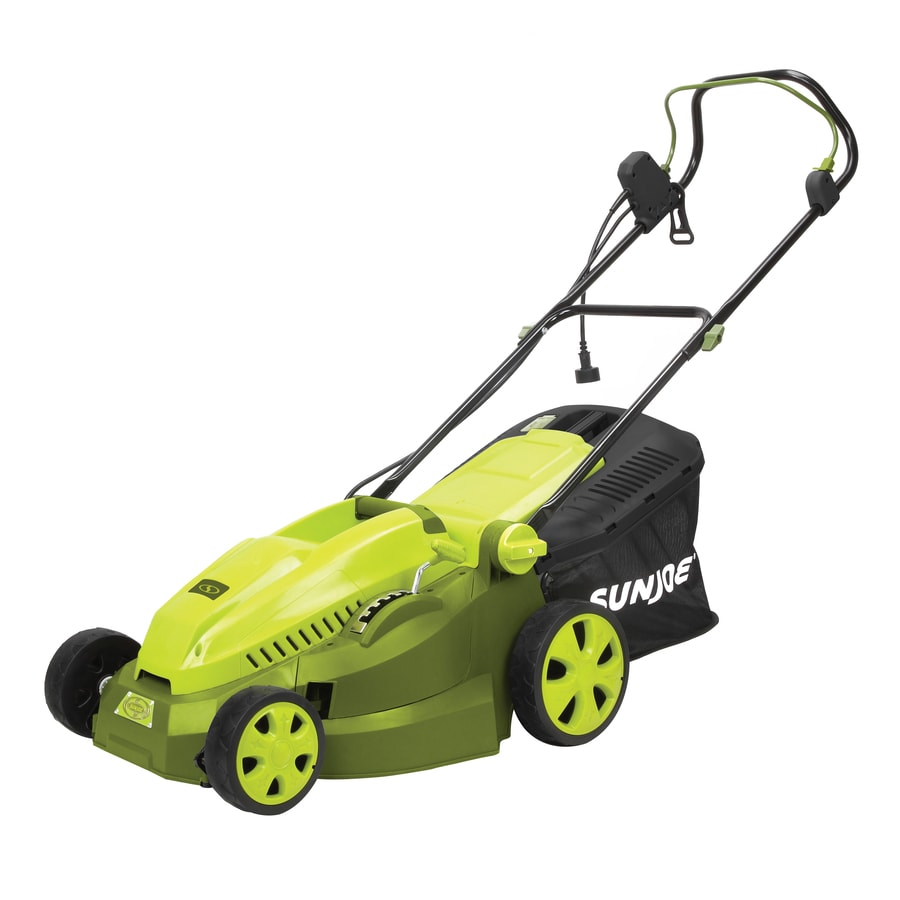 Sun Joe 12-Amp 16-in Deck Width Push Corded Electric Push Lawn Mower