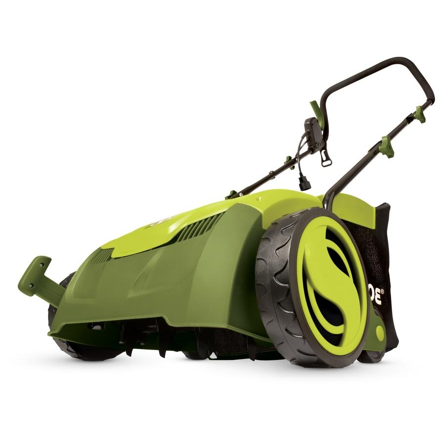Sun Joe Amperage-Uom:Na-Amp 18.5-in Deck Width Push Corded Electric Push Lawn Mower