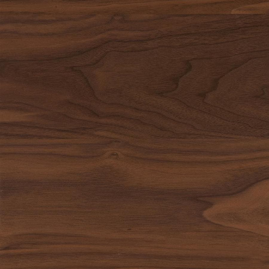 Shop Allen Roth Distressed Black Walnut Wood Kitchen Countertop Sample At
