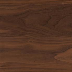 Allen Roth Distressed Black Walnut Wood Kitchen Countertop Sample