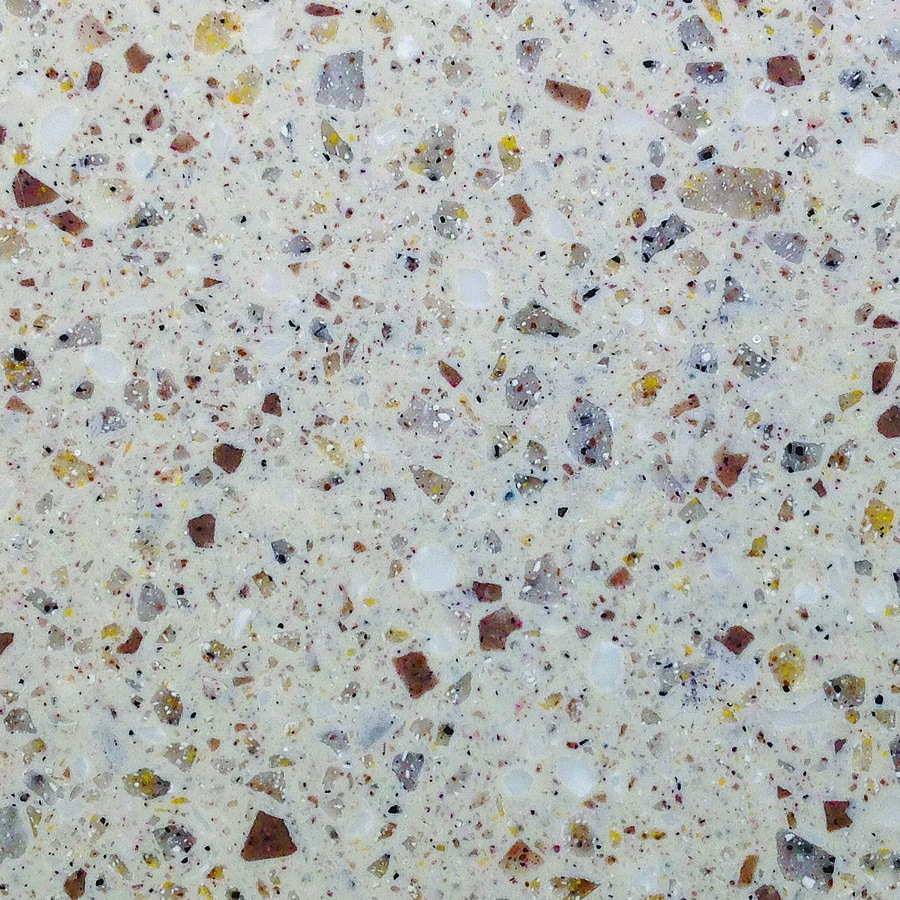Marvelous Allen + Roth Sable Ridge Solid Surface Kitchen Countertop Sample