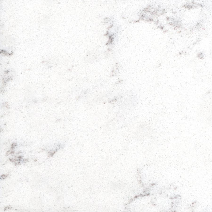 Beau Allen + Roth Frosted Wind Quartz Kitchen Countertop Sample