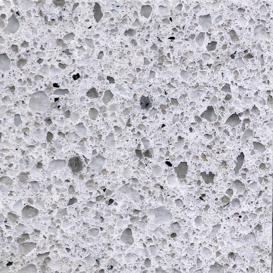 Delicieux Allen + Roth Beton Quartz Kitchen Countertop Sample