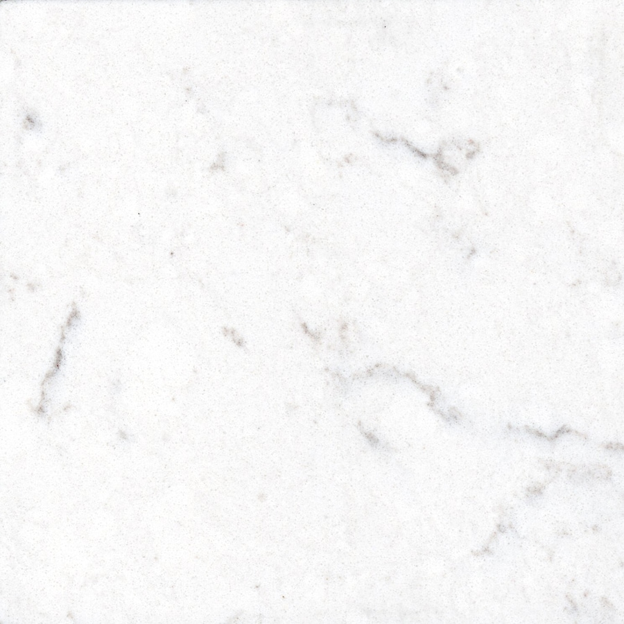Etonnant Allen + Roth Blushing Ivory Quartz Kitchen Countertop Sample