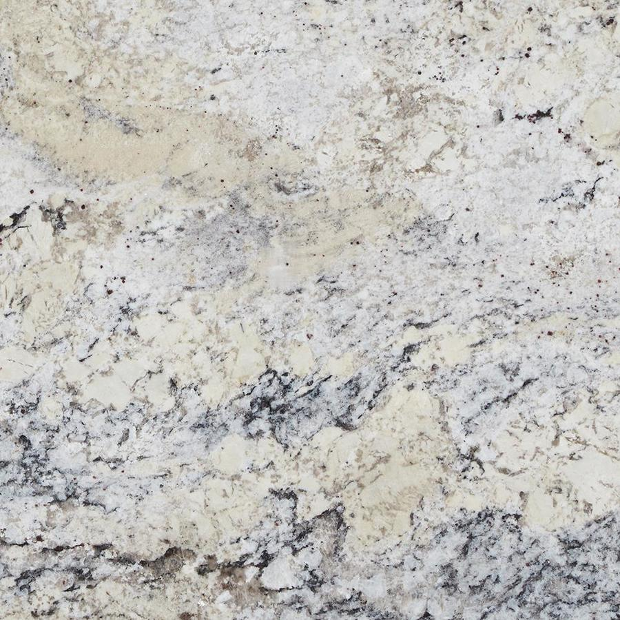 Allen + Roth Grey Current Granite Kitchen Countertop Sample