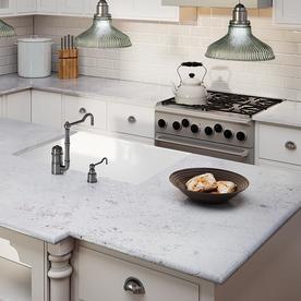 Allen Roth Auric Quartz Kitchen Countertop Sample