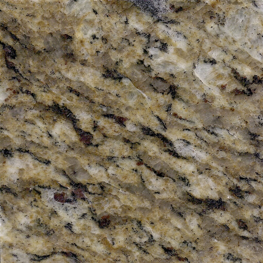 Kitchen Granite: Allen + Roth Santa Cecilia Granite Kitchen Countertop
