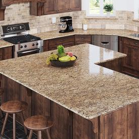 Allen Roth Santa Cecilia Granite Kitchen Countertop Sample