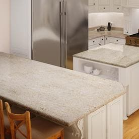 Allen Roth Celestial Shift Granite Kitchen Countertop Sample