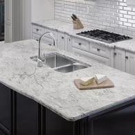 Allen + Roth Barrow Granite Kitchen Countertop Sample