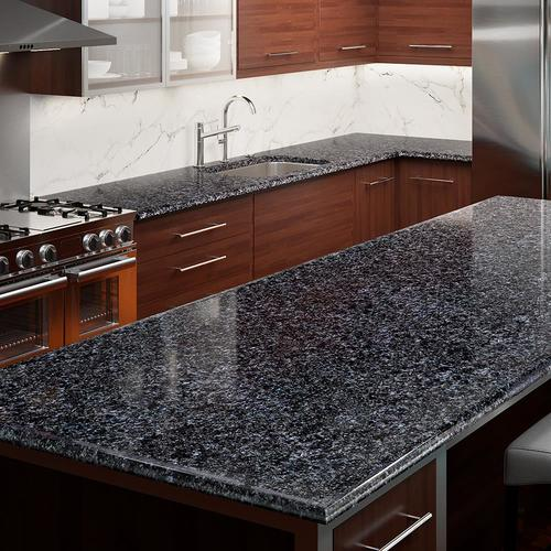 Allen Roth Blue Pearl Granite Kitchen Countertop Sample