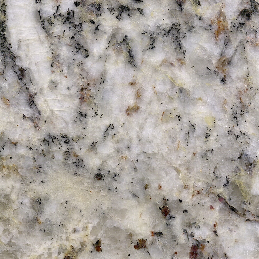 Lowes Kitchen Countertops: Allen + Roth Sierra Blanca Granite Kitchen Countertop