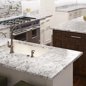 Allen + Roth Summit Granite Kitchen Countertop Sample